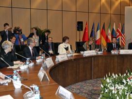 'Nükleer müzakere'de ilk oturum olumlu