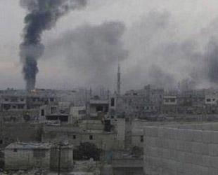 Suriye'de katliam gecesi: 115 ölü