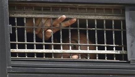 Filistinli tutuklulardan açlık grevi
