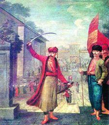 Divan toplantılarında bir isyancı: Patrona Halil