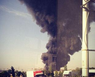 Bakırköy'deki yangın kontrol altında