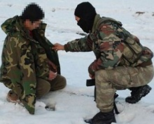 PKK'lıya parkasını veren asker şehit oldu