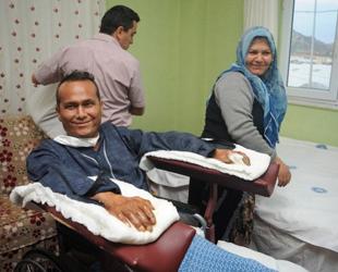 Doktorları: Kavdır'ın durumu hala kritik