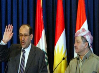 Barzani - Maliki gerilimi hızla yükseliyor...