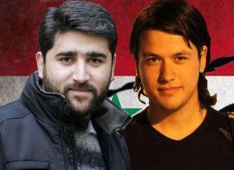 İki gazeteci İran'a götürülüyor