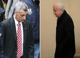 Balyoz'da paşalara verilen cezalar onandı