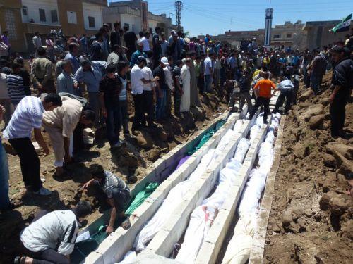 BM: Hula kurbanları infaz edildi