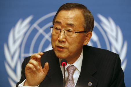 Ban Ki Moon'dan Orta Asya turu