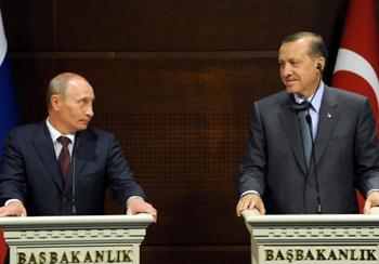Erdoğan'dan Rusya'ya Suriye çıkarması