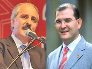 Kurtulmuş ve Soylu AK Parti'de iddiası