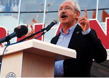 Kılıçdaroğlu: Bu cenaze kalkmalı!