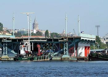 Galata Köprüsü tekrar kapanacak