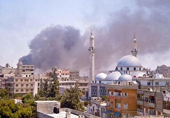 Hama'da bilanço büyüyor