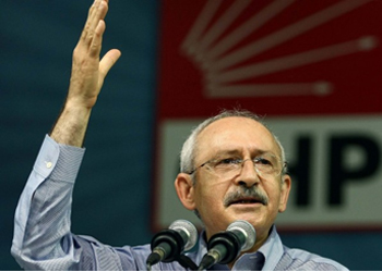 CHP'den 'PKK'ya üçüncü ülke' önerisine destek