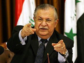 Talabani, Maliki'nin gitmesini istedi