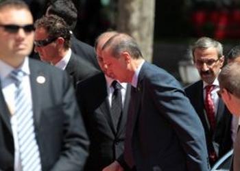 Başbakanlık'ta kritik görüşme