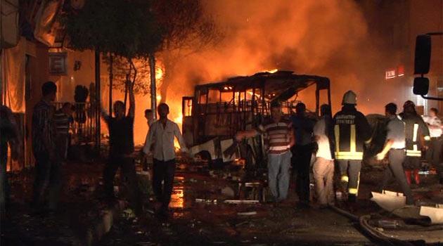 Gaziantep saldırısında hedef doğalgaz vanasıydı