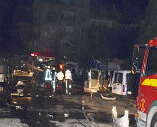 Gaziantep'te gözaltı sayısı 13'e çıktı
