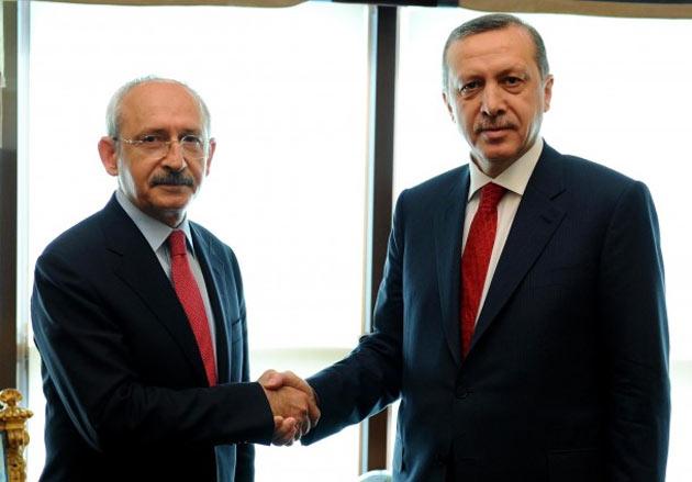 Bir mektup da Erdoğan'dan Kılıçdaroğlu'na