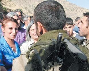 PKK'lıların BDP ile buluşması planlıymış