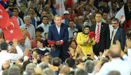 AK Parti MKYK'ya yeni isimler