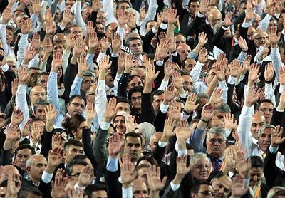 İşte AK Parti'nin yeni kadrosu