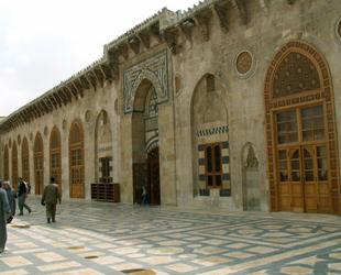 Esad Emevi Camii'ni restore edecek