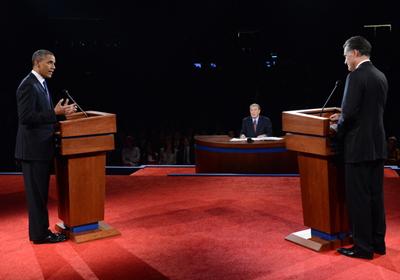 Obama ile Romney son kozlarını oynadı