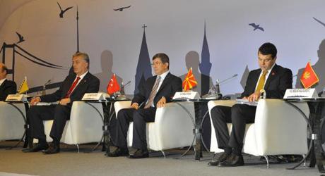 Balkan Konferansı başladı