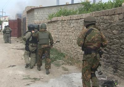 Kuzey Kafkasya'da çatışmada ölenlerin sayısı azaldı