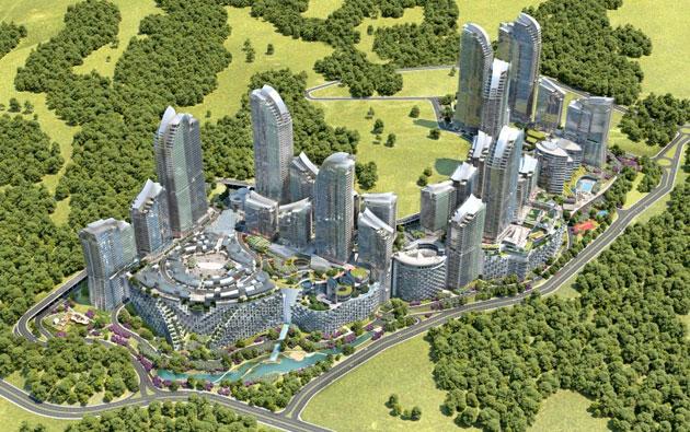 İstanbul'un ciğerlerine saplanan 'orijinal proje'