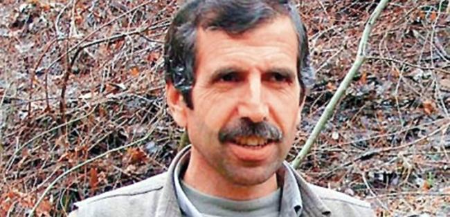 AA: 'Bahoz Erdal' kod adlı Fehman Hüseyin öldürüldü