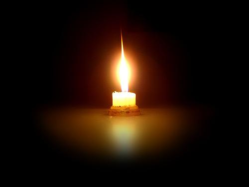 BDP'den ışıkları kapatın, mum yakın talimatı