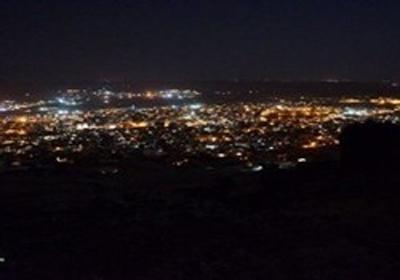 Diyarbakır'da ışık söndürme eylemi