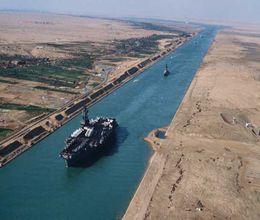 Taşımacılıkta Mısır engeli Süveyş Kanalı ile aşılacak