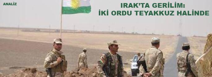 Bağdat-Erbil hattında gerilimli bekleyiş