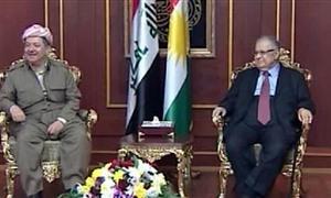 Barzani ve Talabani Türk yetkili ile görüştü