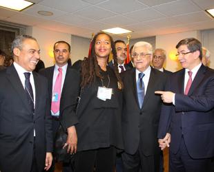 Filistin kararı Türkevi'nde kutlandı