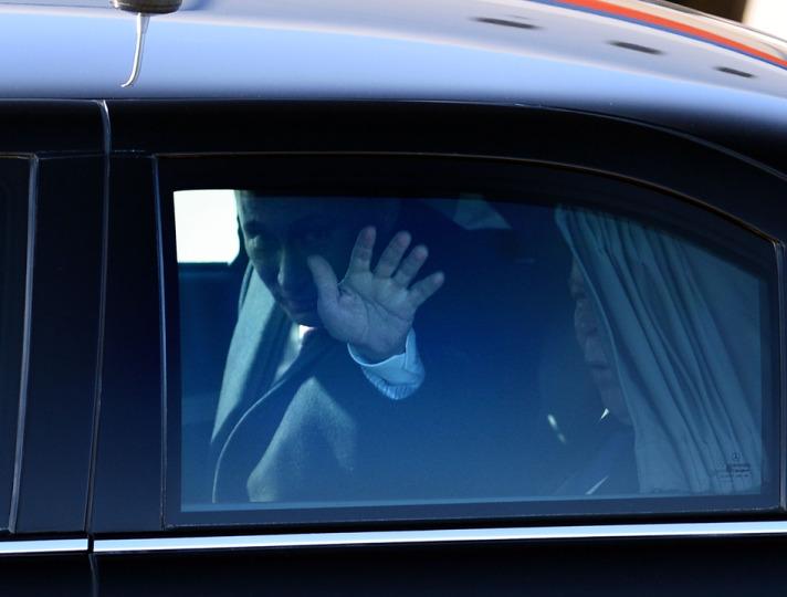 Erdoğan ile Putin 2,5 saat görüştü