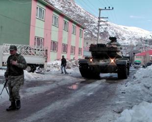 'Köy bombalaması davası' Genelkurmay'da