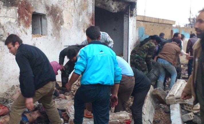 Esad 'zehirli gaz kullanıyor' iddiası
