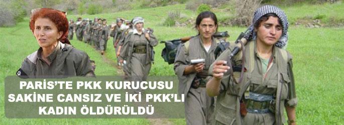 Paris'te PKK'nın kurucusu öldürüldü