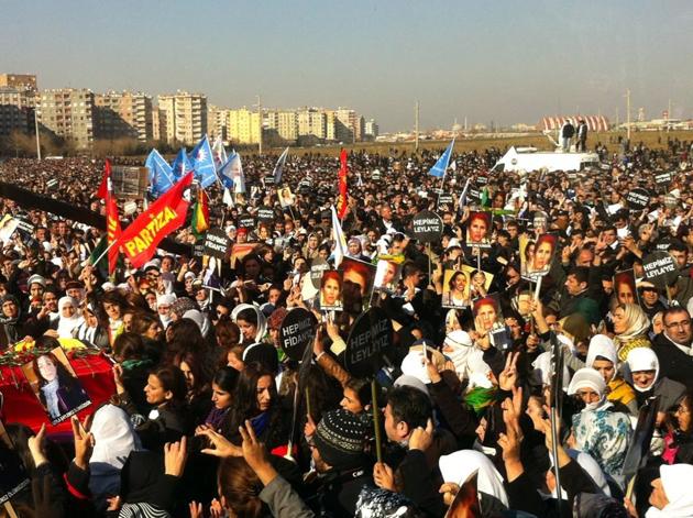 BDP, Diyarbakır'daki sınavı başardı