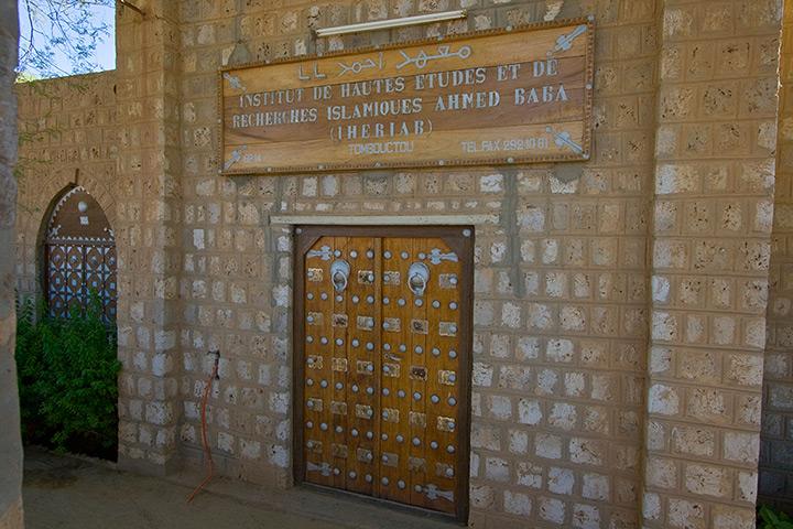 Timbuktu'daki el yazmaları zaten korunmuştu