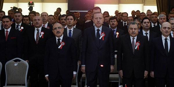 Erdoğan 'protokol valisi olmayın' demişti