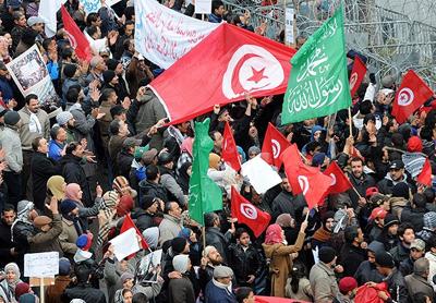 Tunus'u sarsan suikastte gözaltılar