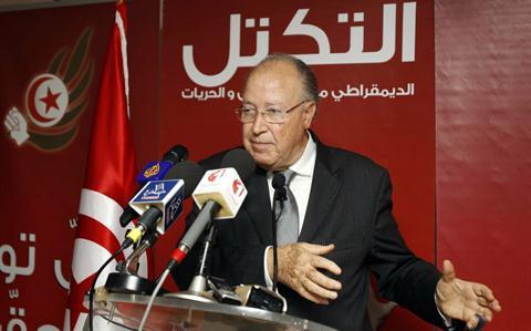 Tunus'ta teknokrat hükümete destek