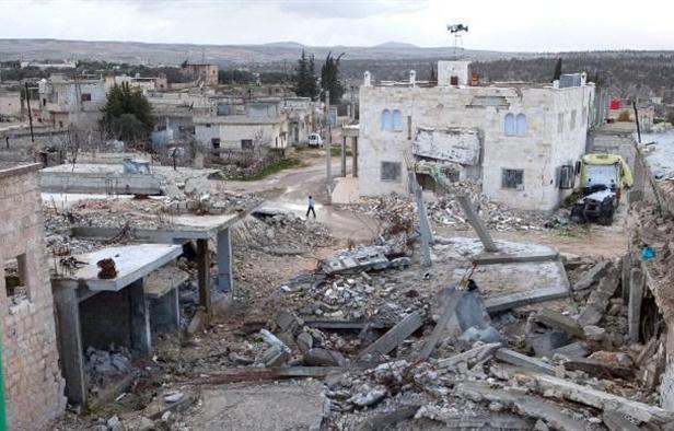 Suriye'de rejim güçleri hastane bombaladı
