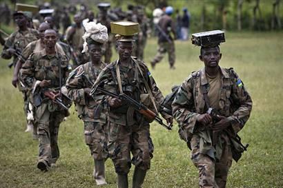 Kongo'da bugün 103 kişi öldü