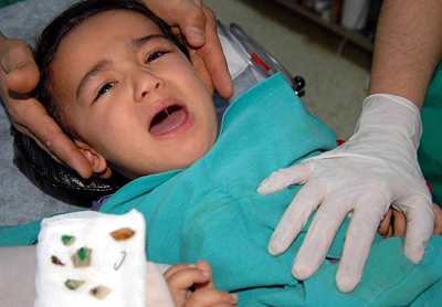 UNICEF'den Suriye için aşı çağrısı